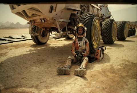 Η Διάσωση (2015) - The Martian (2015)